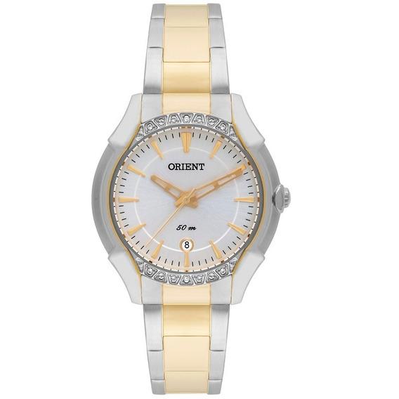 Relógio Orient Ftss1086 S1sk C/ Nf-e