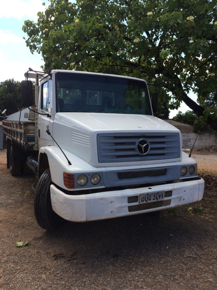 Caminhão Mb L1418 Ano 96