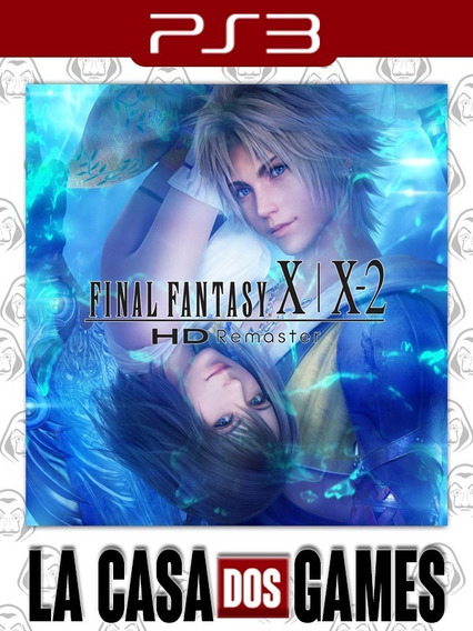 Final Fantasy X/x-2 Hd remaster - Psn Ps3 - Envio Imediato