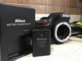 Nikon 5100 Muito Bem Cuidada( Só Corpo, Carregador E Bateria