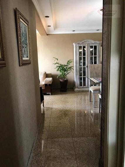 Apartamento Residencial À Venda, Vila Califórnia, São Paulo. - Ap1853
