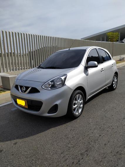 Nissan March Advance Modelo 2015