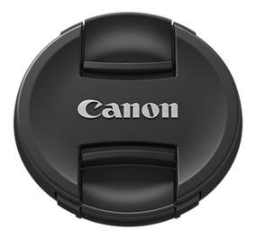 Tampa Frontal De Objetiva, Lente Diametro 77mm Logo Canon