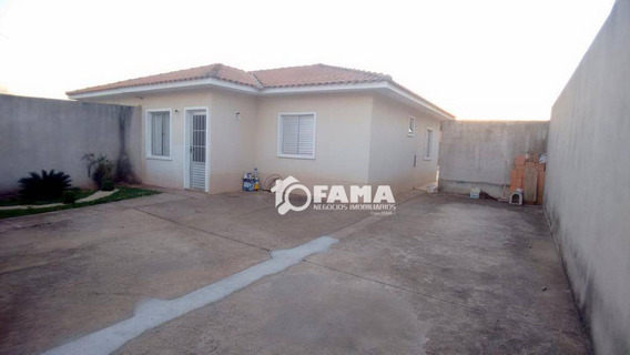 Casa Com 3 Dormitórios Para Alugar, 63 M² Por R$ 1.100,00/mês - Residencial Pazetti - Paulínia/sp - Ca1825
