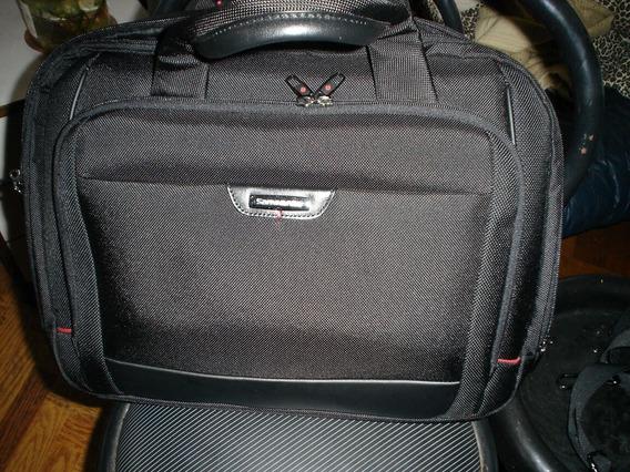 Maletin Porta Notebook Samsonite Dlx4 Tie