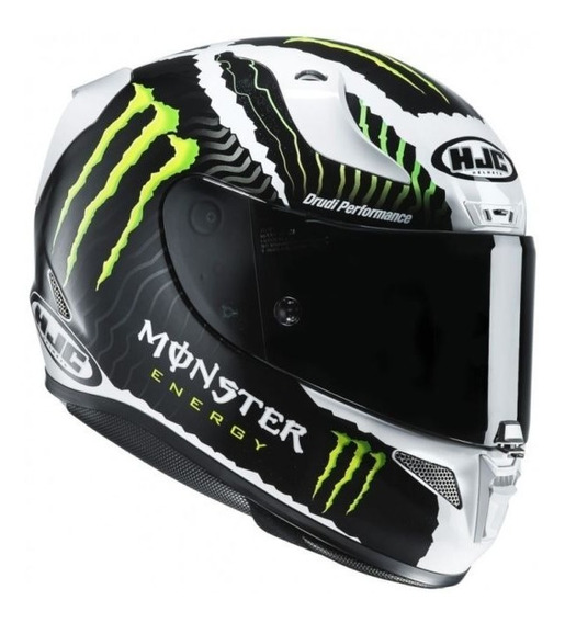Capacete Hjc R-pha 11 White Sand Monster