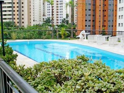 Apartamento Em Chácara Klabin, São Paulo/sp De 105m² 3 Quartos À Venda Por R$ 1.240.000,00 - Ap146660