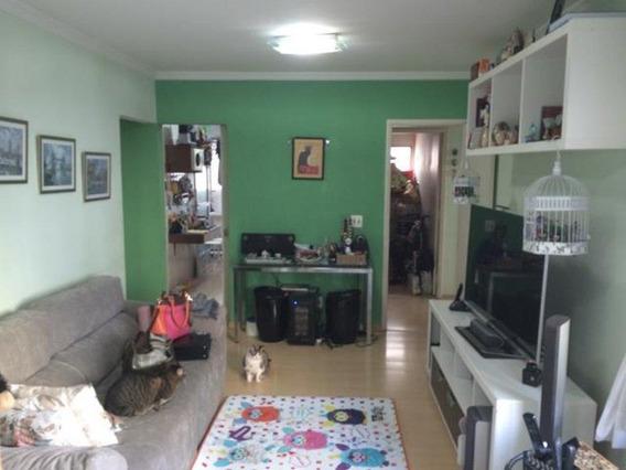 Apartamento Em Brooklin Paulista, São Paulo/sp De 78m² 2 Quartos À Venda Por R$ 600.000,00 - Ap388550