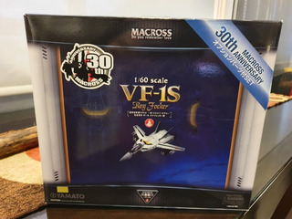 Robotech Macross Vf-1s 30th Anniversary + Super Parts