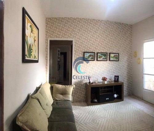 Casa Com 3 Dormitórios À Venda, 106 M² Por R$ 260.000 - Jardim Da Granja - São José Dos Campos/sp - Ca0986