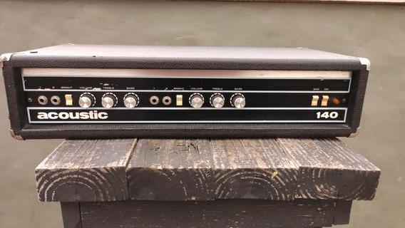 Cabezal Acoustic 140 . U.s.a 250w #permuto#