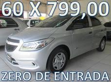 Chevrolet Onix Completo Zero De Entrada + 60 X 799,00 Fixas