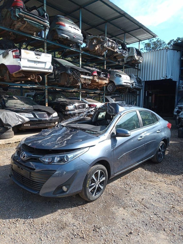 Toyota Yaris 1.5 2019 Automatico - Rs Auto Peças Farroupilha