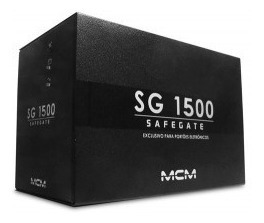 Nobreak Sg 1500 Safegate P/ Portao Eletronico