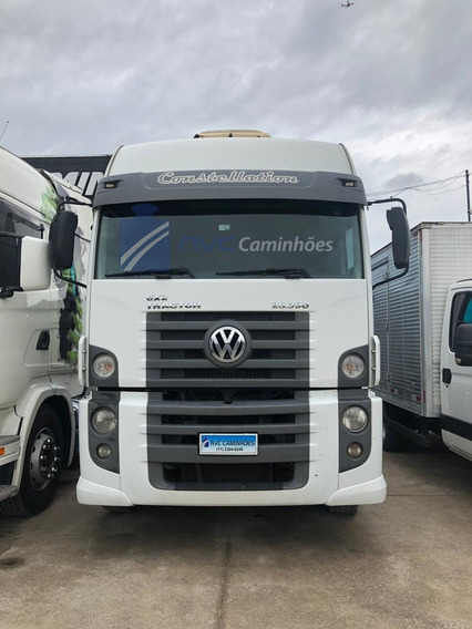 Vw 25390 2013 6x2 Manual = Scania Volvo Iveco