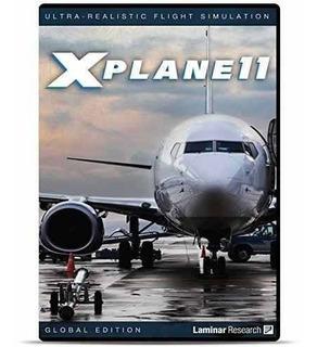 Versión Oficial - X-plane 11 Global Flight Simulator