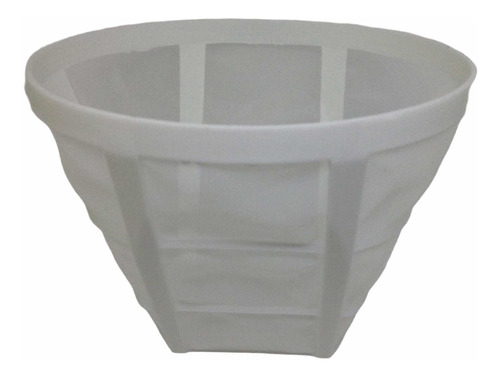 Repuesto Filtro Cafetera Permanante Forma Cono Para 12 Tazas