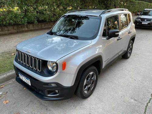 Jeep Renegade 2016 1.8 Sport Flex 5p