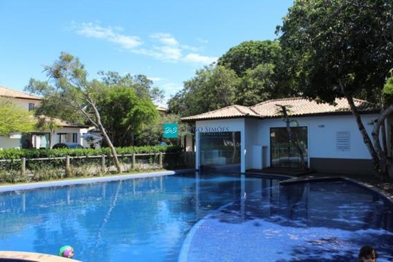 Casa Em Búzios Com 05 Suítes, Condomínio Fechado! - V121 - 32805881