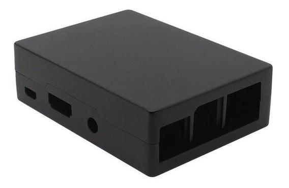 Case De Alumínio Para Raspberry Pi3 Model B+
