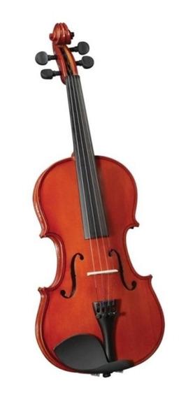 Violin Corelli Co-5v 3/4 Con Estuche Semi Rigido Y Arco