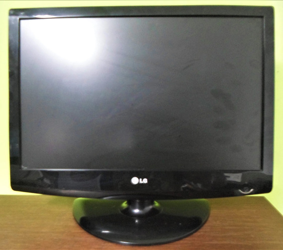 Tv / Monitor Lcd 22 Polegadas Lg 22lg30r