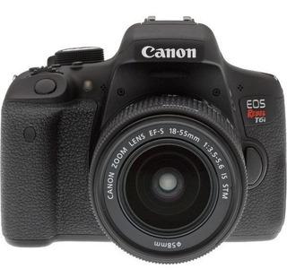 Canon Eos Rebel T6i Kit 18-55mm