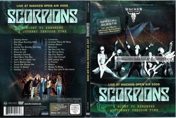 Scorpions - Live At Wacken Open Air 2006 Dvd S