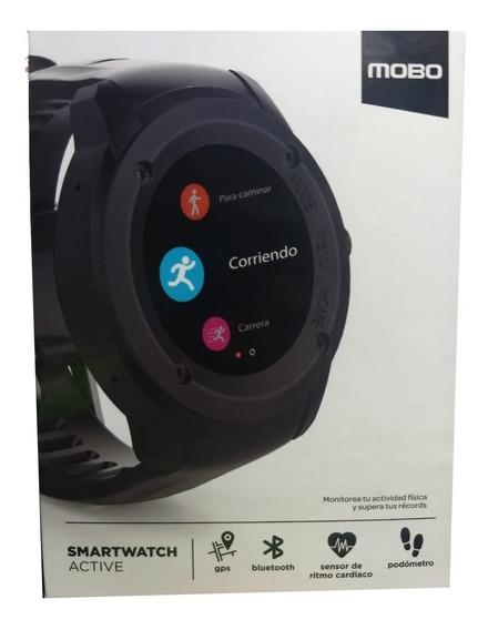 Smartwatch Mobo Active Original Bluetooth Gps Llamadas