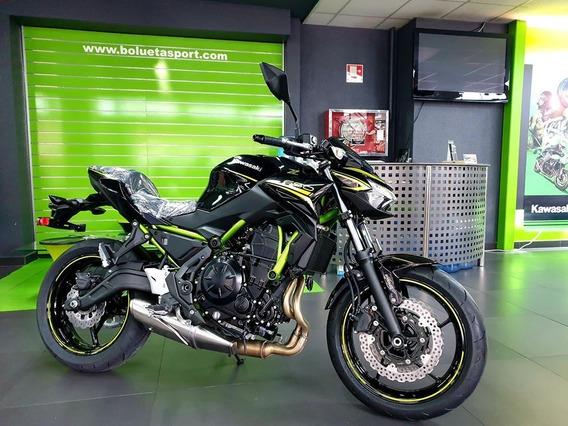 Kawasaki Z650 0km 2020 Pantalla Tft Concesionario Oficial!!
