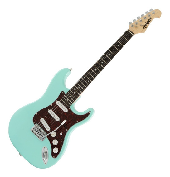 Guitarra Electrica Alabama Stratocater St-101 - Cuotas