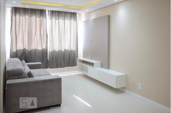 Apartamento Para Aluguel - Marechal Rondon, 3 Quartos, 90 - 893014267