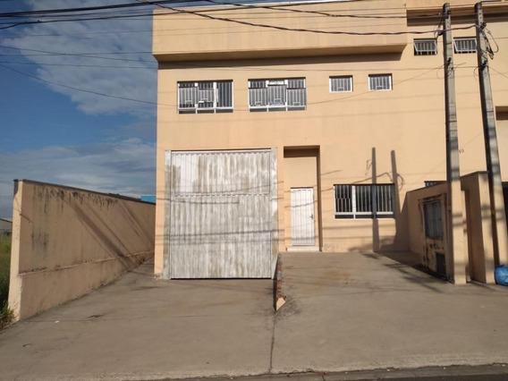 Galpão Para Alugar, 404 M² Por R$ 6.000,00/mês - Distrito Industrial João Narezzi - Indaiatuba/sp - Ga0923