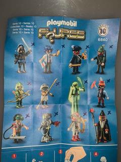 #210 Playmobil Serie 10 Niños Completa 12 Figuras