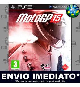 Motogp 15 Ps3 Mídia Digital Psn Promoção