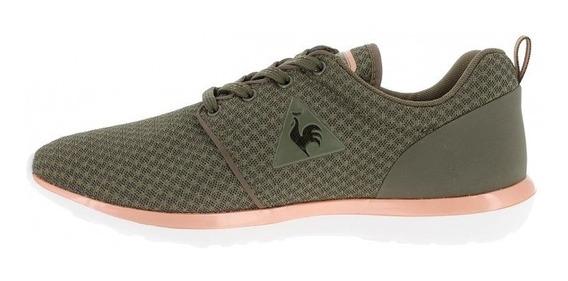 Zapatos Deportivos Mujer Le Coq Sportif Kaki