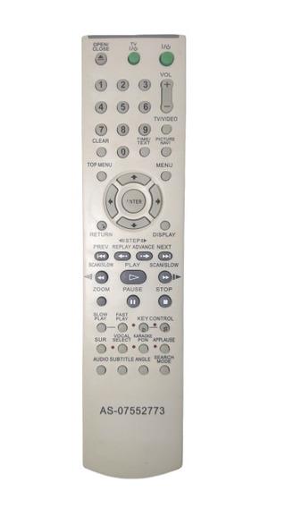 Controle Sony Dvd Rmt D17a C- Karaoke 36659