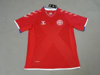 Camiseta Seleccion De Dinamarca 2019 !!!