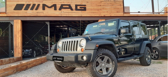 Jeep Wrangler 3.8 Sport Unlimited 199cv Atx 2011