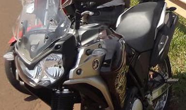 Yamaha Tenere 250 Xtz
