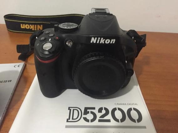 Corpo D5200 Nikon, !!! 10 Mil Clicks Apenas R$1399