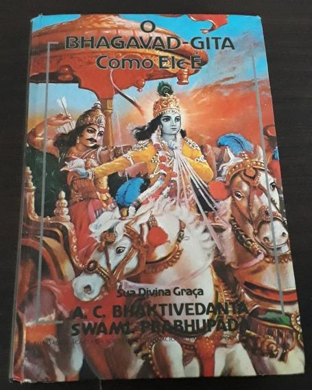 O Bhagavad-gitã Como Ele É