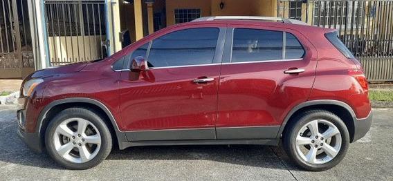 Vendo Chevrolet Trax 2016 Ltz