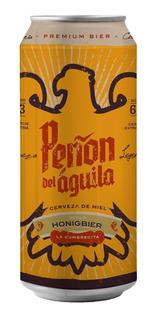 Peñón Del Aguila Honigbier - Lata 473 Ml