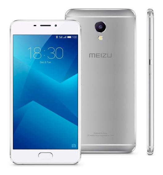 Smartphone Meizu M5 Note 5,5 Octacore 3gb Ram 32gb Prata