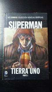 Dc Comics - Edición Salvat - Superman Tierra Uno (parte 1)