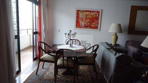 Apartamento À Venda, 350 M² Por R$ 3.500.000,00 - Higienópolis - São Paulo/sp - Ap0170