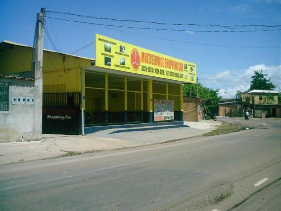 Ponto Em Pacoval, Macapá/ap De 595m² Para Locação R$ 2.500,00/mes - Pt452626