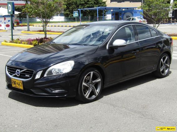 Volvo S60 T6 At 3000cc Aa Ct