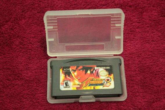 The King Of Fighters Ex2 - Nintendo Dsi - Game Boy Advance